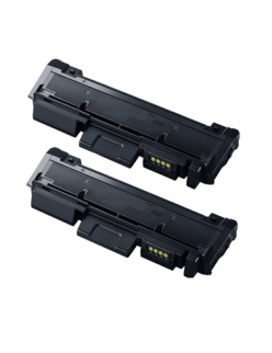 Double Samsung MLT-D116L Nero Cartuccia Compatibile