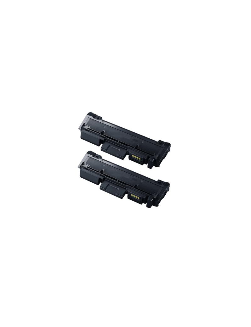 Double Samsung MLT-D116L Nero Cartuccia Compatibile